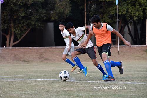 Inter House Football Competition 2018-19 7 (11) | by Atmiya Vidya Mandir