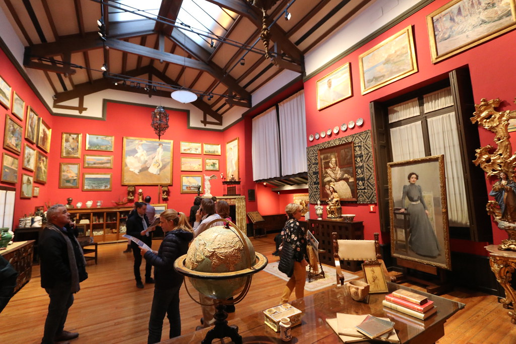 Museo Sorolla Madrid.Museo Sorolla Madrid Spain The Sorolla Museum Which Mai Flickr