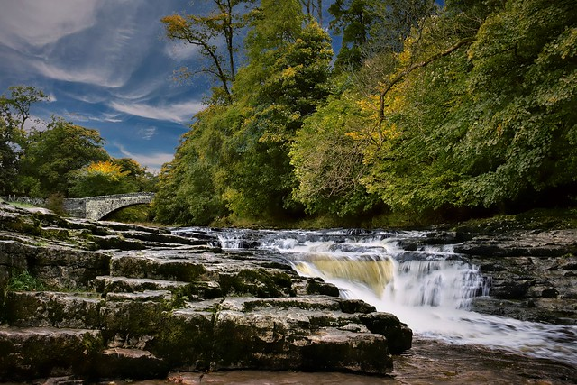 Stainforth force Yorkshire Dales