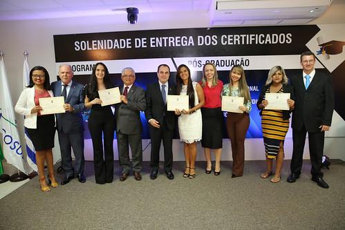 Solenidade de Entrega dos Certificados das Pós-Graduações (10)