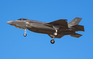 63rd Fighter Squradon F-35A | by Viper Images