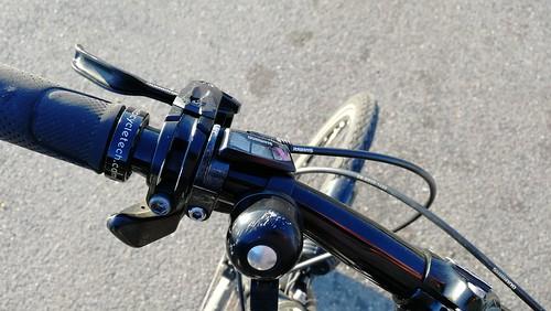 #biketowork #3rdJan2019 #backtowork #frohes #neues | by nchenga