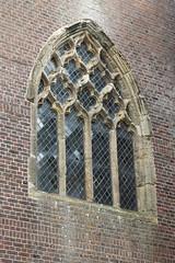 Pierced Window on West wall