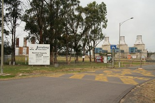 Main entrance to Jeeralang Power Station | by Marcus Wong from Geelong