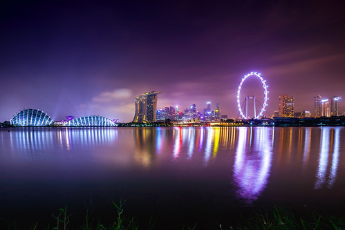 Singapore city skyline | by Patrick Foto ;)