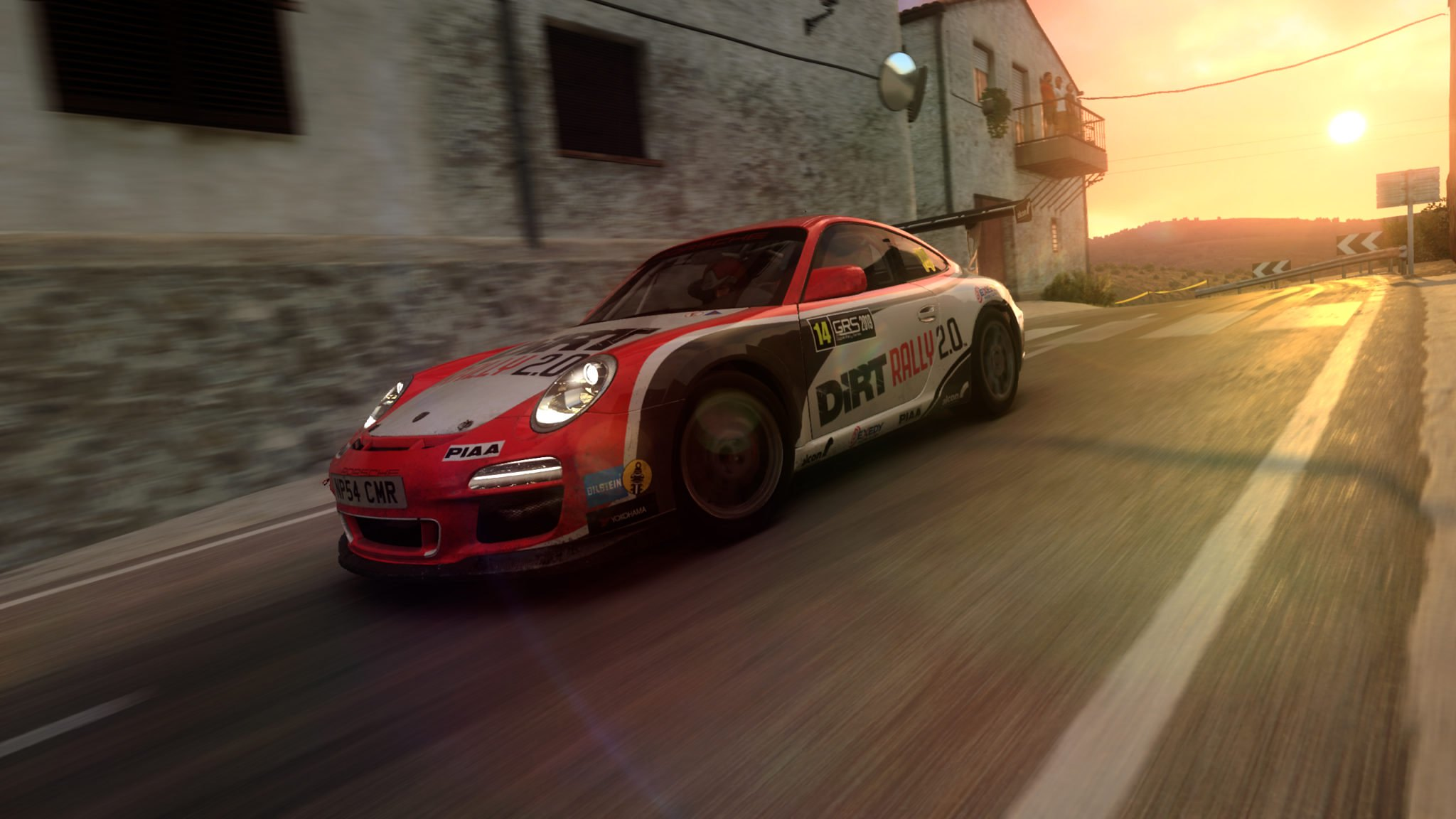Dirt Rally 2 New screen 5