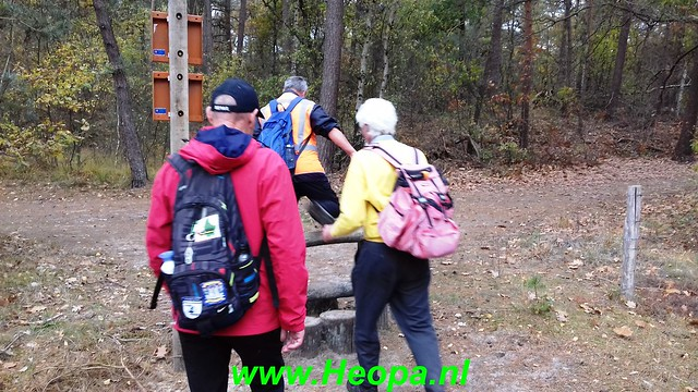 2018-11-07               Baarn SOP           25 Km  (85)
