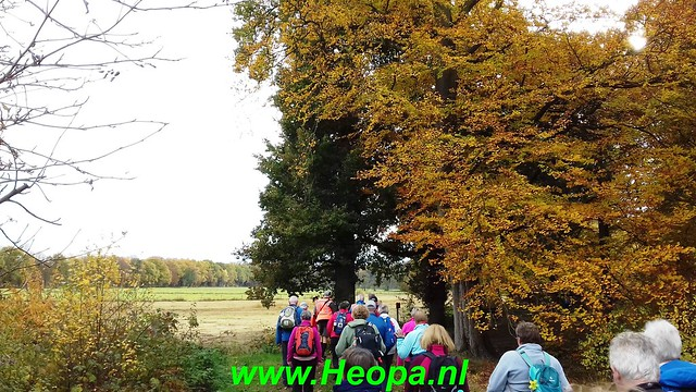 2018-11-07               Baarn SOP           25 Km  (50)