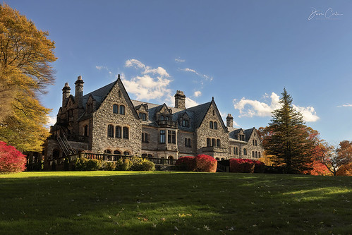 longisland northshore mill neck manor mansion estate tudor revival gold coast goldcoast long island sound