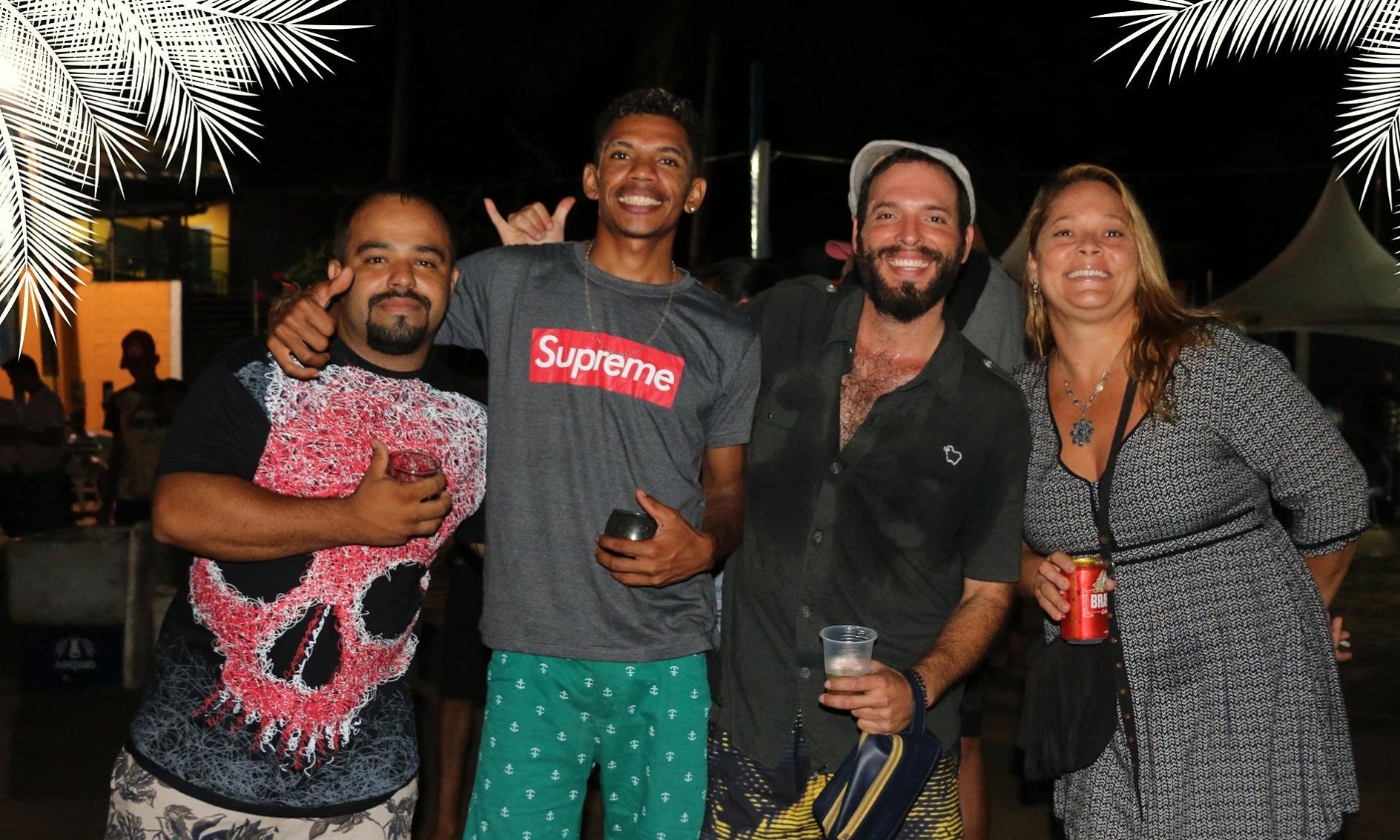 Luau com Ruy Galdino dá início às festas de final de ano em Caravelas (2)