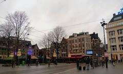 Leidseplein. Amsterdam, 13-1-2019