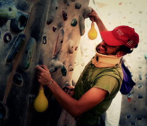 Fantasyclimbing corso di arrampicata il deposito di zio Paperone 52