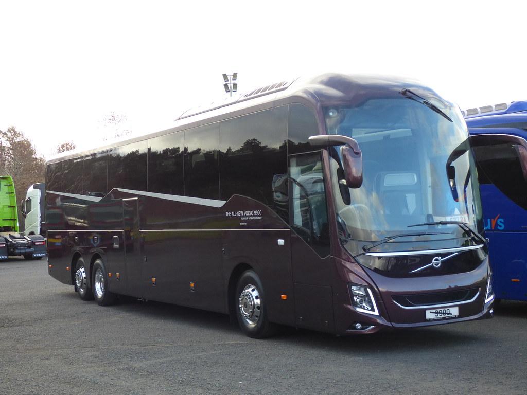Volvo Bus And Coach Uk Volvo Bus And Coach Uk Volvo B11r 9