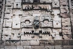 Máscaras de Chac - Uxmal