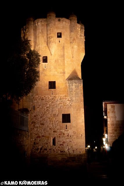 torre el clavero