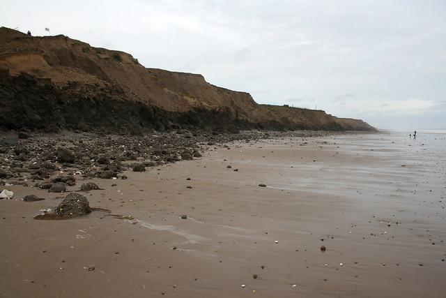 The coast near Atwick