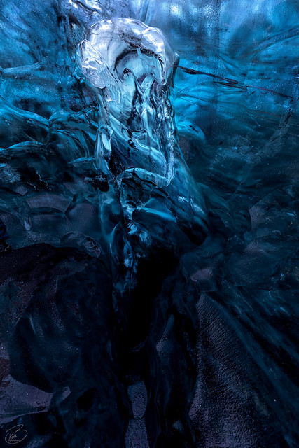 Alien in the ice
