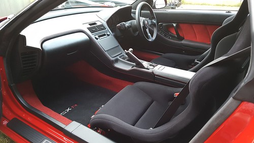 NSX Interior 2 | by cameronjbell