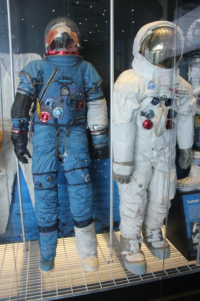 Apollo Space Suits   Huntsville Alabama   Raymond Cunningham   Flickr