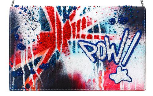 JPMalot 2015. Graphwork ''POW' London flava'. pour  'P...' Paris.