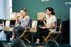 Author Novelist Fatima Farheen Mirza Conversation with Sarah Jessica Parker Shares on A Place for US