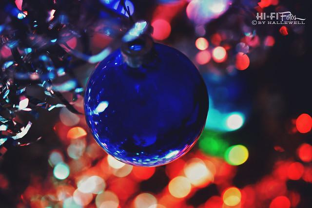 Blue Christmas... Ornament
