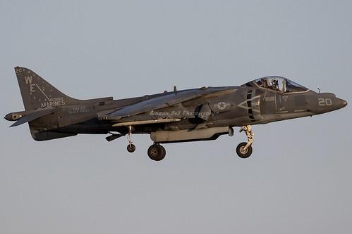 AV-8B 163883 MCAS Yuma WM | by finband76