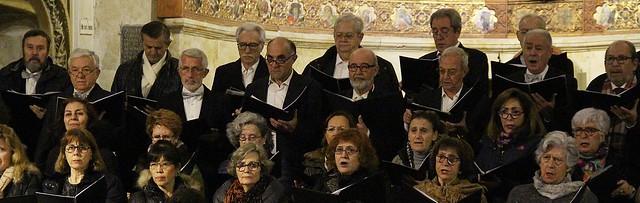 Coro Francisco Salinas. Navidad Barroca