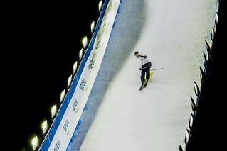 Birk Ruud (Nor), vincitore della prova di Coppa del Mondo di Freeski. | by Official Photogallery