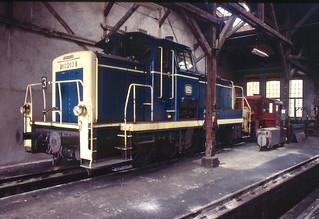 360202 Augsburg depot 1/11/93