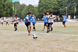 Inter House Football Competition 2018-19 2 (27) | by Atmiya Vidya Mandir