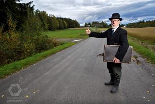 Hitchhiker | by Jekurantodistaja