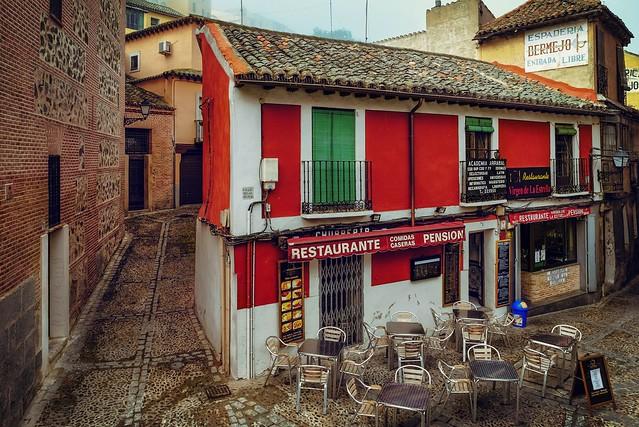 Spain. Toledo