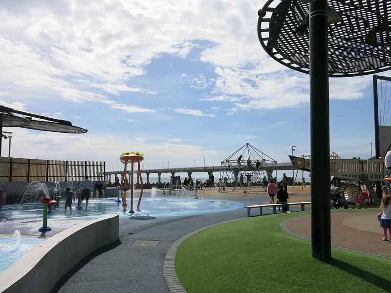 New Brighton Beachside Playground