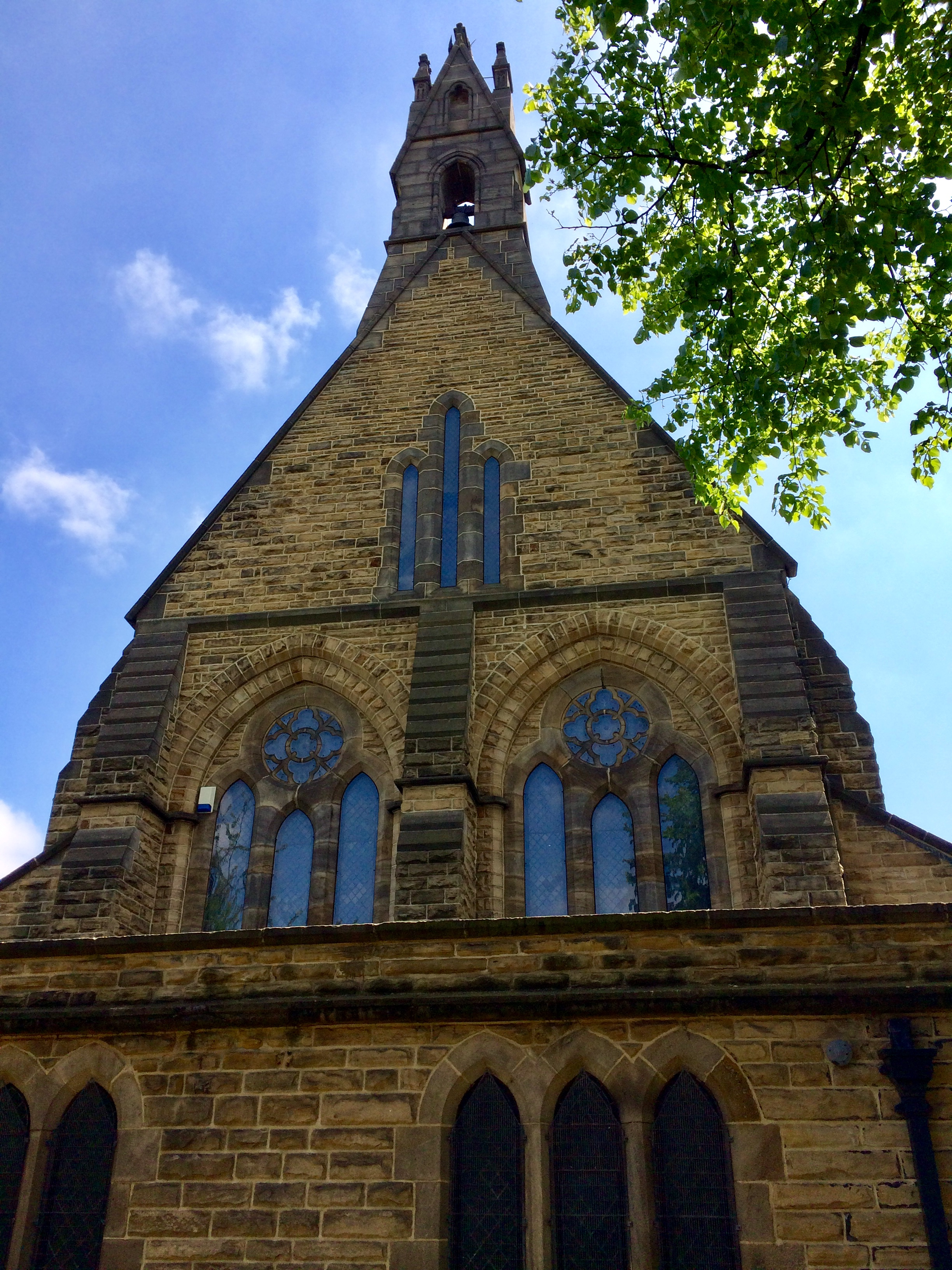 St Luke, Holbeck, Yorkshire (c) MUST CREDIT DANNY MURPHY