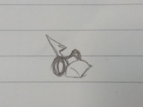 Thwackbot sketch | by spatuluk
