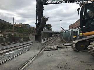 Green Line Extension November 5, 2018 | by MassDOT