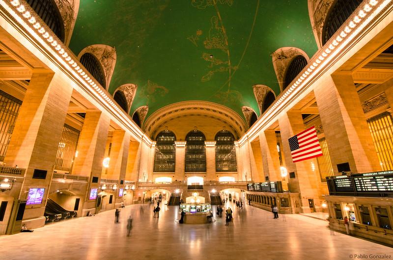 Grand Central Terminal, Nueva York. Estados Unidos.