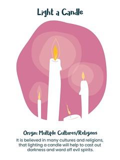 Candle | by binghamselfstorage
