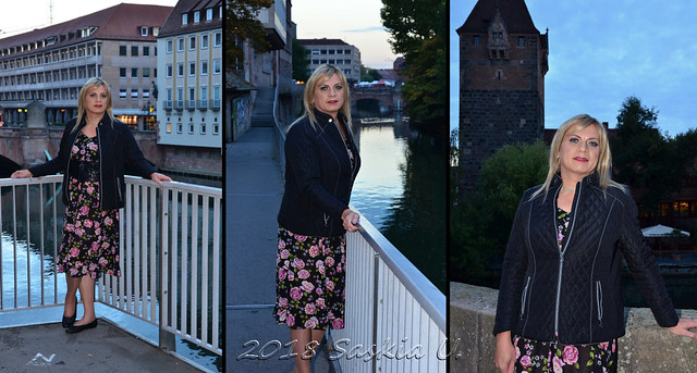 abends in der Stadt / an evening in the city