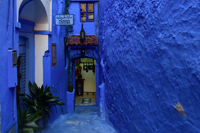 Chefchaouen, Morocco, January 2019 D810 660