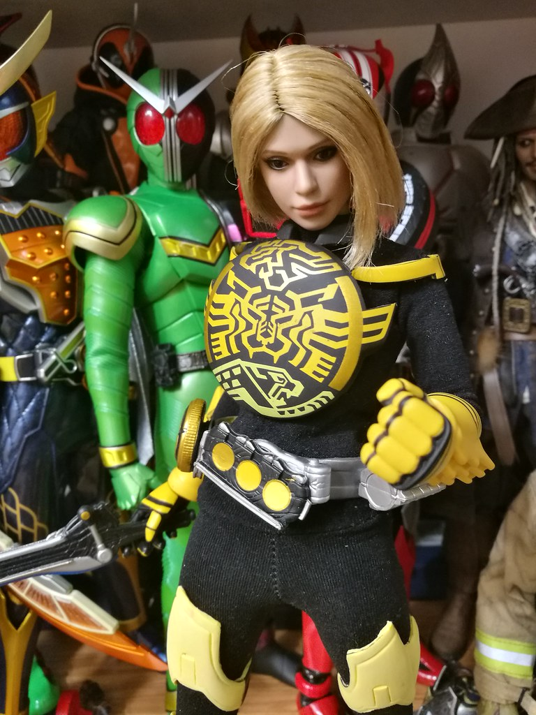 Kamen Rider Girl OOO | sdr | P Lai | Flickr