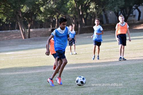 Inter House Football Competition 2018-19 10 (23) | by Atmiya Vidya Mandir