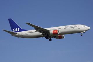 Scandinavian Airlines Boeing 737-800; LN-RPL@ZRH;16.10.2018 | by Aero Icarus