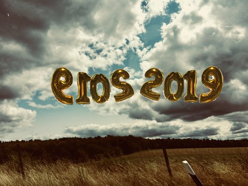 Lovely New Year! Love is in the air. eros meets 2019