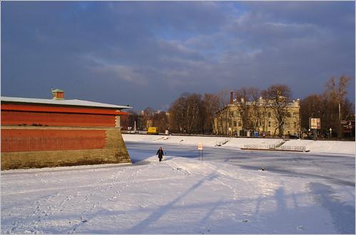Петропавловка. Февраль   by Kolobob