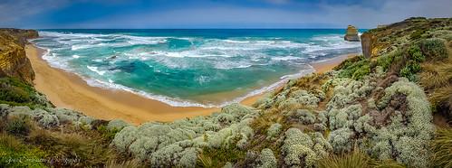 Twelve Apostles Panorama, Australia | by Catherine Gidzinska and Simon Gidzinski