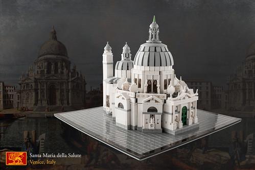 Santa Maria della Salute, Venice | by roΙΙi