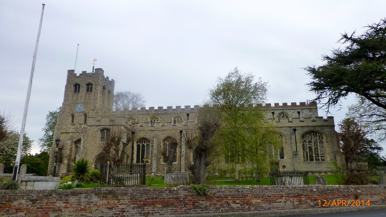 St. Peter ad Vincula Church, Coggeshall (II) SWC Walk 216 Kelvedon Circular