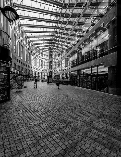 Vancouver Public Library, Downtown Vancouver BC